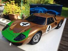 Exoto 1/18 Ford GT40 MK11 1966 Classic Le Mans 24hr Hawkins Donahue