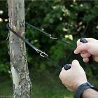 Outdoor Portable Pocket Saw Chain Camping Hiking Survival Emergency Tool Gear