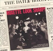 Roxette Look Sharp! CD original 1989 incl LISTEN TO YOUR HEART, THE LOOK etc