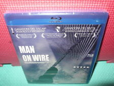 MAN ON WIRE - JAMES MARSH  - BLU-RAY - PRECINTADA