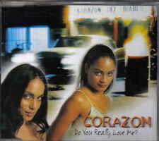 Corazon- Do you really love me cd maxi single