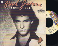 "PAUL JABARA shut out / hungry for love 7"" CASABLANCA italo disco 1977 mint"