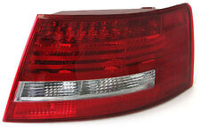 Red clear RIGHT SIDE rear light LED tail light for Audi A6 C6 sedan 04-08