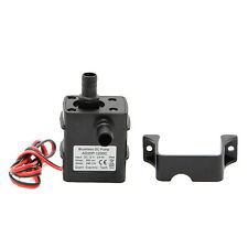 New Mini DC12V 3m 240L/H Brushless Motor Submersible Water Pump Home