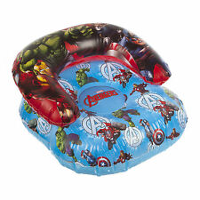 Marvel Avengers Superheroes Inflatable Gaming Chair Beach Pool Lounger 54640