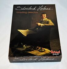 SHERLOCK HOLMES CONSULTING DETECTIVE YSTARI GAMES OUT OF PRINT