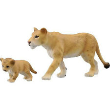 Takara Tomy ANIA Animal Figure AS-17 LION w/ Children Mini Action Figure ZOO Toy