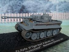 1/72 Altaya Military Magazine Series Pz.Lpfw.VI Tiger Ausf.E Germany 1943