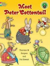 NEW - Meet Peter Cottontail (Dover Classic Stories Coloring Book)