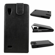 New Magnetic Flip Leather Pouch Case Cover Protection For LG Optimus L9 P760