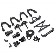 Yeah Racing Axial SCX10 Black Aluminum Upgrade Kit SCX10-S01BK