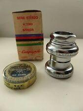 VINTAGE Classic NOS Campagnolo Nuovo Record Britannico Filo Cuffie RARO