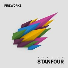 STANFOUR - FIREWORKS-THE BEST OF STANFOUR  2 CD NEU