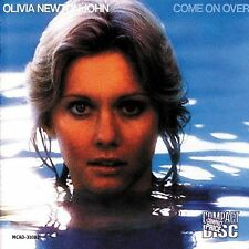 OLIVIA NEWTON-JOHN COME ON OVER CD NEW