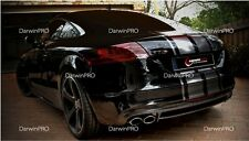 2007-2014 Audi TT/TTS OE Style Carbon Fiber Rear Diffuser Lip Body Kit
