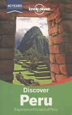 Lonely Planet Discover - Peru by Luke Waterson, Carolyn McCarthy and Carolina...