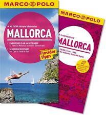 !! Mallorca 2014  UNGELESEN Reiseführer mit Karte Marco Polo Spanien