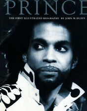 PRINCE • The First Illustrated Biography • by JOHN W. DUFFY • Omnibus Press 1992