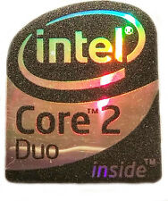 INTEL CORE 2 DUO SPECIAL EDITION  STICKER LOGO AUFKLEBER 19x24mm (294)