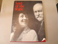 Lord of the Knife Suzanne Hart O'Regan about J.B. Murphy Surgeon hb 1st ed.