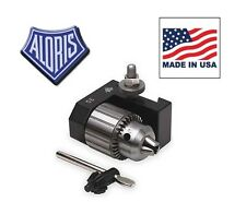 Aloris AXA-35 Dovetail Chuck Collet Drilling Holder for Tool Post Made in USA