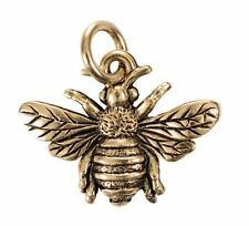 Beaucoup Design Character Fleur De Lis, Crown, Bee, Necklace Bracelet Charm