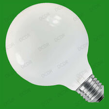 4x 60W Opal G95 Decor Globe Dimmable Light Bulbs 95mm ES E27 Edison Screw Lamps