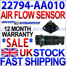 NEW MASS AIR FLOW METER SENSOR Subaru Impreza  22680 aa301, 22680-aa301 SALE