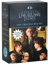 A Series of Unfortunate Events: The Trouble Begins Bks. 1-3 by Lemony Snicket...