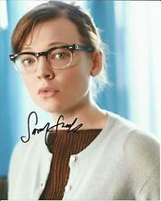 Hand Signed 8x10 colour photo SARAH SNOOK in PREDESTINATION Ethan Hawke + my COA