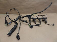 1993 BMW K1100RS FUEL INJECTOR RAIL HARNESS COMPLETE