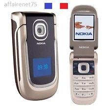 Téléphone Portable NOKIA 2760 Neuf Débloqué Bluetooth MP3 Vidéo Radio Jeux Java