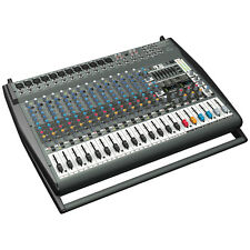 BEHRINGER PMP6000 EUROPOWER 20-Channel Powered Mixer + Full Warranty