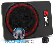 "CERWIN VEGA VPAS10 10"" 550W LOW PROFILE SUBWOOFER SPEAKER & BASS BOX & AMPLIFIER"