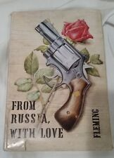 From Russia with Love; Ian Fleming; 1957 First USA Edition hardcover w/jacket