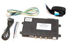ZEMEX Interface für Opel Insignia, Astra und Buick Rückfahrkamera DVD 800 CD 500