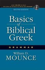 Basics of Biblical Greek: Grammar