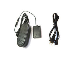 AC Adapter EH-67A + EP-67A DC Coupler for Nikon CoolPix P600 S810 S810C Digital