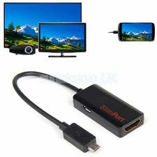 Slimport to HDMI HDTV Adapter Cable for Nexus 4 5 7 II ASUS LG G2 G3 G4 G5