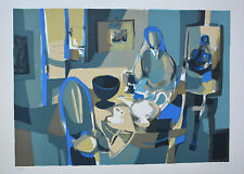 "Marcel Mouly ""INTERIORS"" Limited Edition Signed and Numbered Print with a COA!"