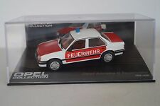 Modellauto 1:43 Opel Collection Opel Ascona C Feuerwehr 1982-1988 Nr. 104