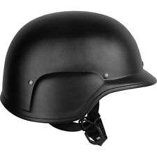 NEW Kombat Fully Adjustable One Size Fits All Black M88 Tactical Helmet