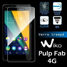 Film de protection en Verre trempé (Tempered glass) pour Wiko Pulp Fab 4G