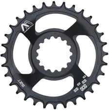 E.Thirteen E13 Guidering M Direct Mount MTB Chainring for TRS Crankset 32t Black