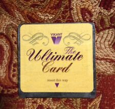 Vikant Re-writable Embroidery Ultimate Card For Deco Brother Babylock Viking