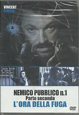 Nemico pubblico n. 1 parte seconda. L'ora della fuga (2008) DVD