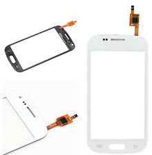 Glass Touch Screen Digitizer For Samsung Galaxy S Duos GT-S7562 White