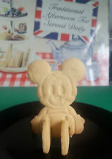 Mickey mouse cookie cutter sandwich push pull moule gâteau décoration sugarpaste!