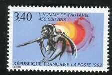 FRANCE 1992 TAUTAVEL MAN/PREHISTORY/ARCHAEOLOGY/PALEONTOLOGY/ANTHROPOLOGY/