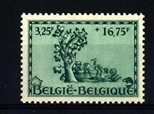 BELGIUM - BELGIO - 1943 - Lettere iniziali ornate tratte da manoscritti 12°/13°s